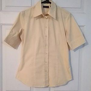Short sleeve New York & Company dress shirt